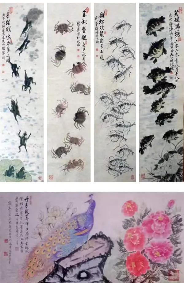 我为新春喝彩·中国顶尖级艺术家吴万福向全国人民拜年