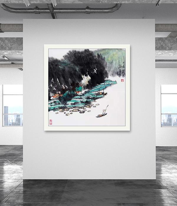 2021最具影响力的杰出艺术家・吴海舟 于志学作品赏析