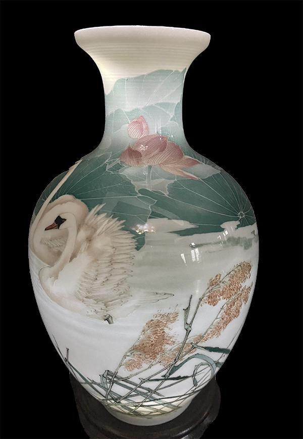 中国艺术领航人物·陶润文 范迪安作品赏析